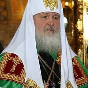 Patriarch Kirill I of Moscow is listed (or ranked) 22 on the list Celebrity Death Pool 2016