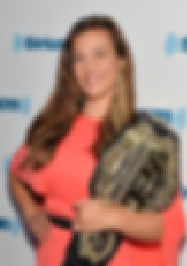 Miesha Tate is listed (or ranked) 4 on the list List of Famous Mixed Martial Artists