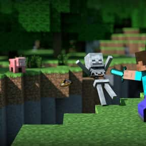 Minecraft is listed (or ranked) 14 on the list The Best Games to Stream on Twitch