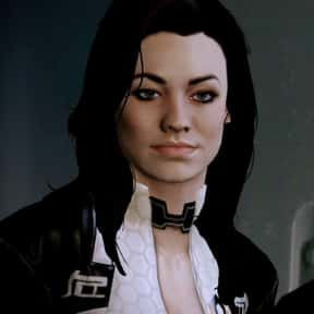 Miranda Lawson is listed (or ranked) 18 on the list The Hottest Video Game Vixens of All Time
