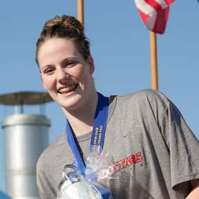 Missy Franklin is listed (or ranked) 21 on the list The Best Olympic Athletes in Swimming