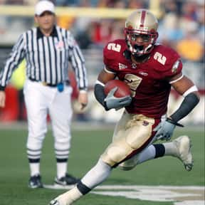 Montel Harris is listed (or ranked) 4 on the list The Best Boston College Eagles Running Backs of All Time