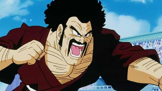 Mr. Satan is listed (or ranked) 4 on the list 13 Anime Characters Who Are Secretly Really Weak