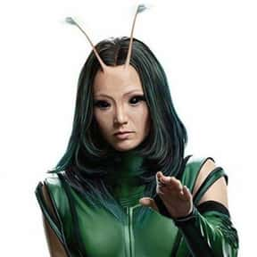 Mantis is listed (or ranked) 15 on the list List Of All Marvel's Avengers