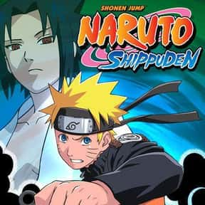 Naruto Shippuden is listed (or ranked) 13 on the list The Best Anime on Crunchyroll
