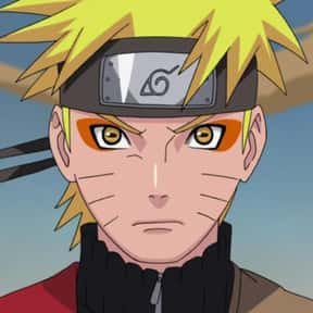 Naruto Shippūden is listed (or ranked) 16 on the list The Best Adventure Anime of All Time