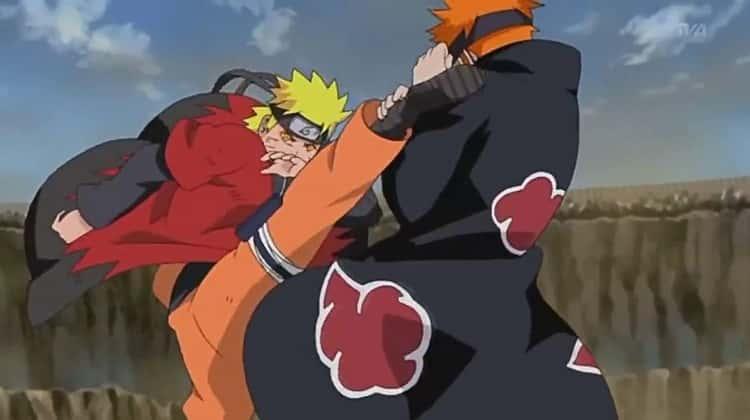 'Naruto Shippūden' — Invasion Of Pain Arc