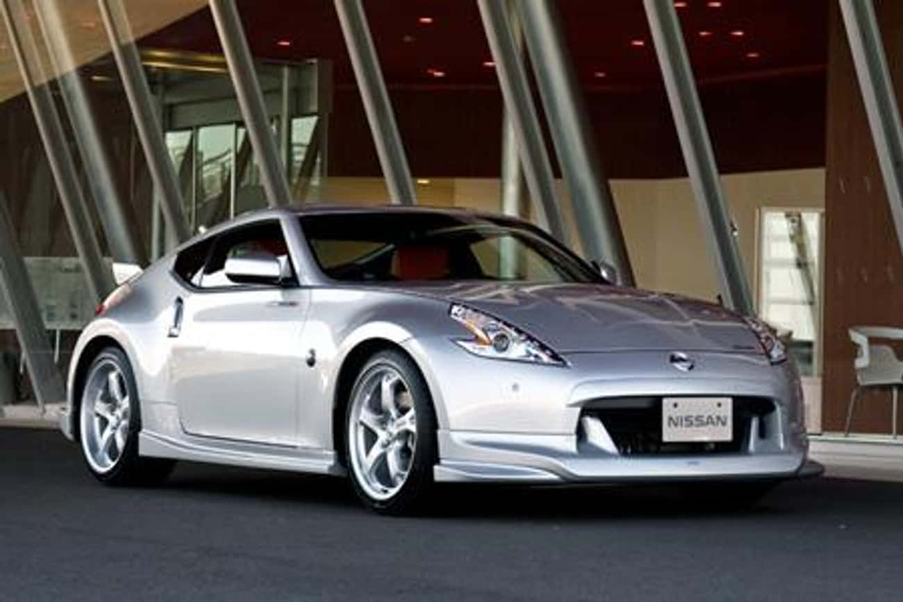 Nissan 370Z is listed (or ranked) 2 on the list The Best Inexpensive Cars You'd Love to Own