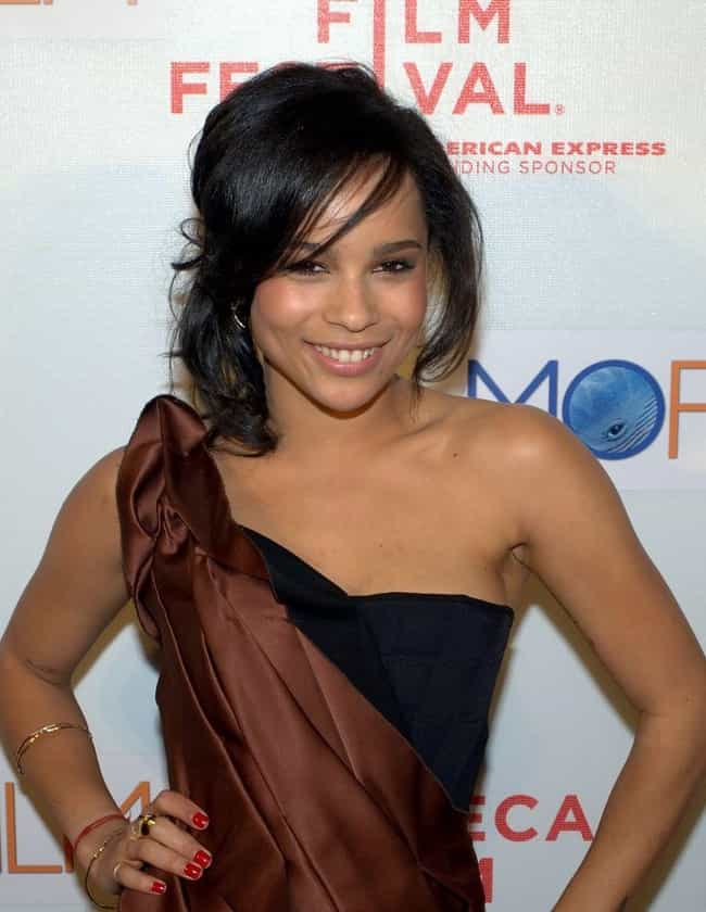 Noah Gabriel Becker is listed (or ranked) 3 on the list Zoe Kravitz Loves and Hookups