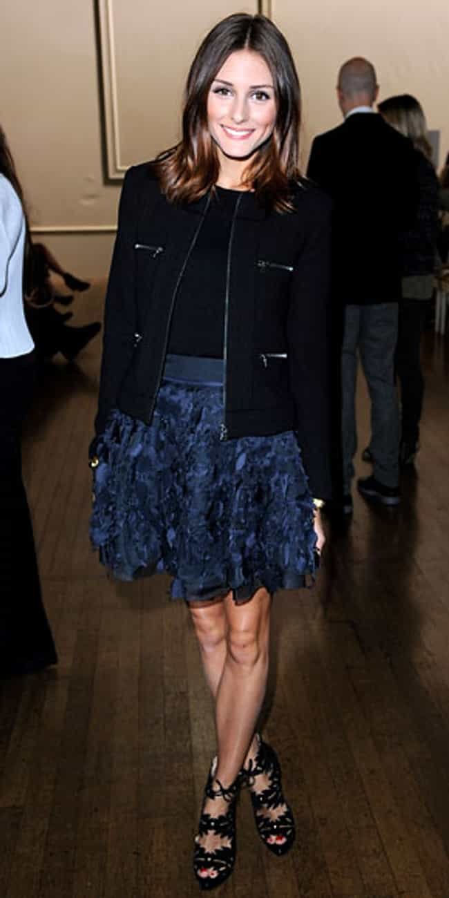 Olivia Palermo is listed (or ranked) 3 on the list Celebrities in Diane Von Furstenberg Dresses