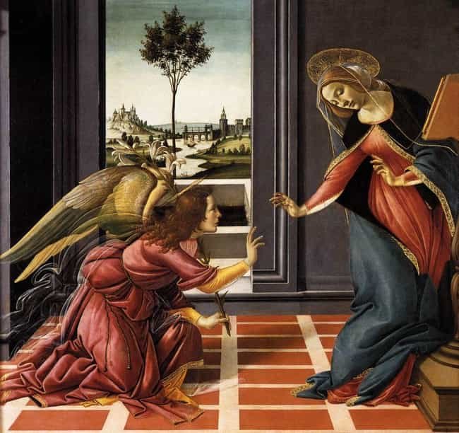 Mary is listed (or ranked) 4 on the list The Strongest (And Craftiest) Women In The Bible