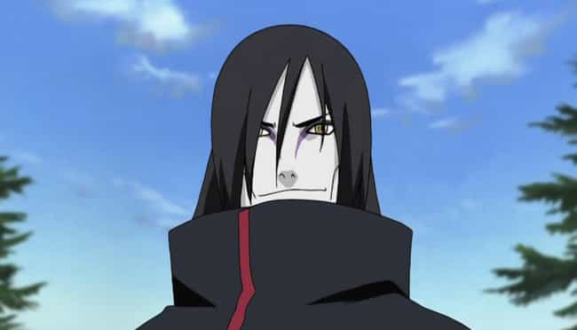 Orochimaru is listed (or ranked) 4 on the list The 15 Most Dangerous Anime Serial Killers of All Time