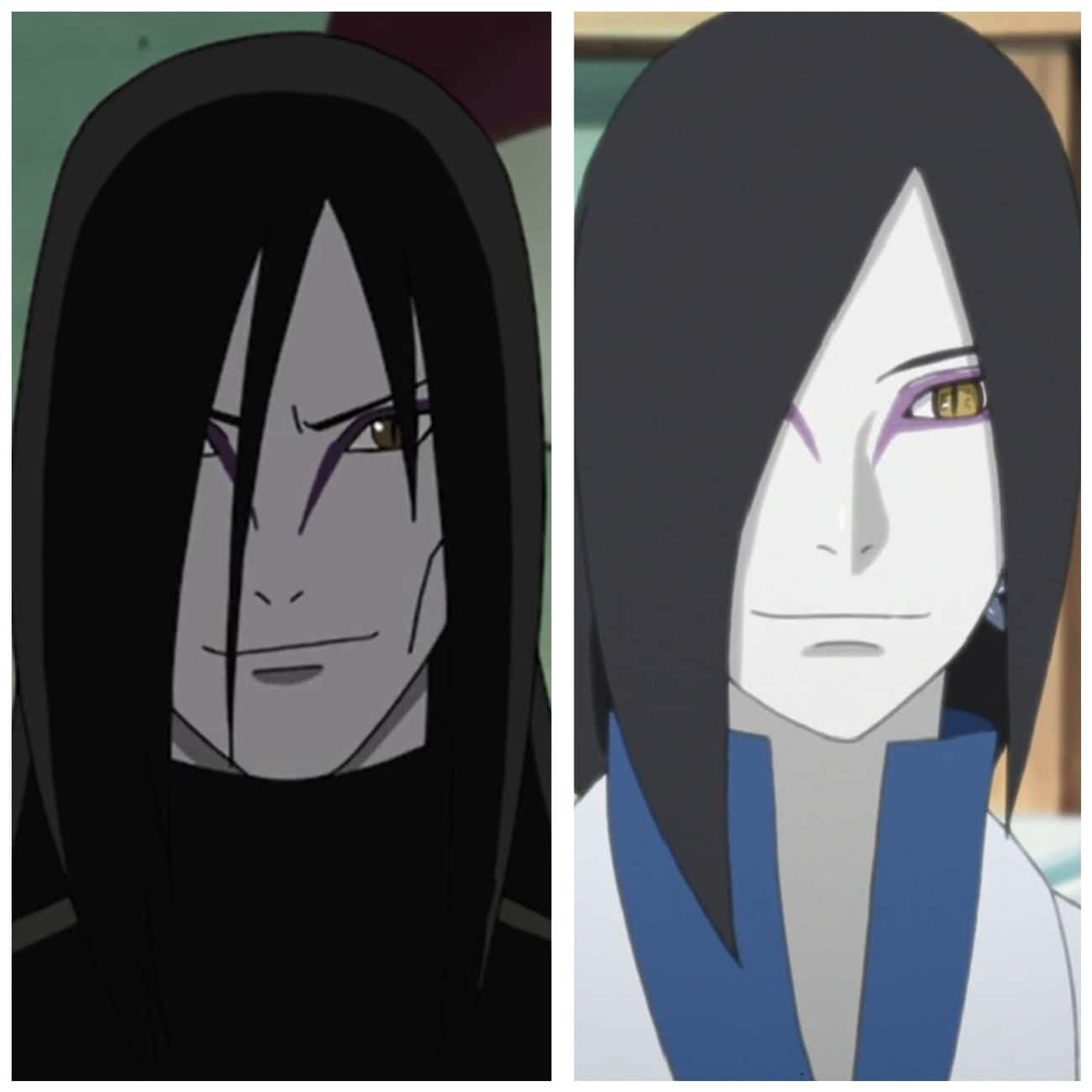 Orochimaru Loses His Venom In  is listed (or ranked) 3 on the list 12 Badass Anime Characters Who Got Lame Over Time