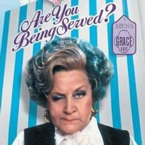 Are You Being Served? is listed (or ranked) 3 on the list David Croft Shows and TV Series
