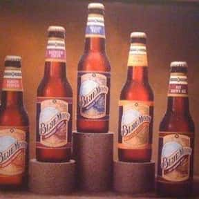 Blue Moon is listed (or ranked) 5 on the list The Best Beer Brands