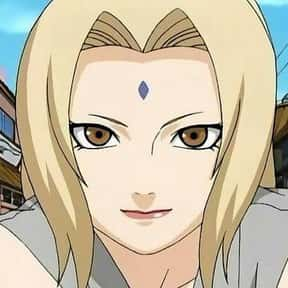 Tsunade is listed (or ranked) 15 on the list The Best Naruto Characters