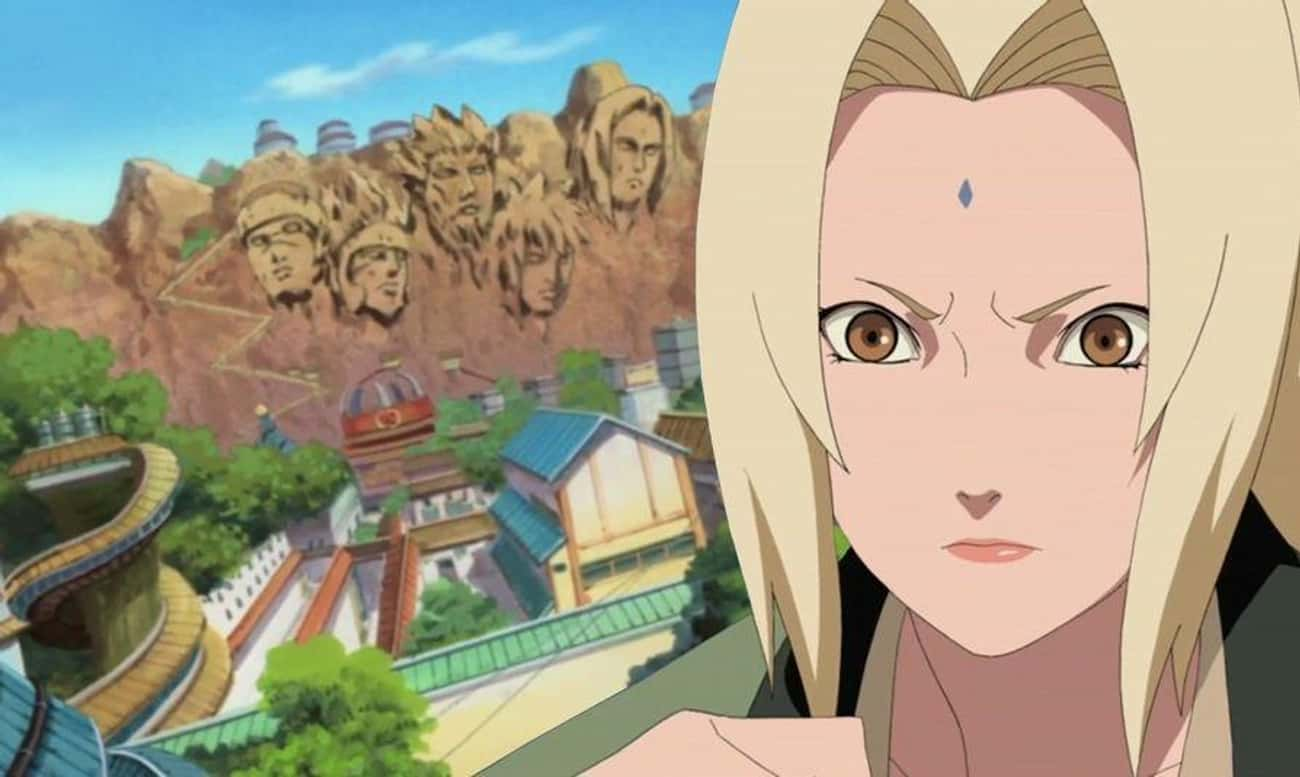 Tsunade is listed (or ranked) 3 on the list The 20 Best Female Characters In 'Naruto'