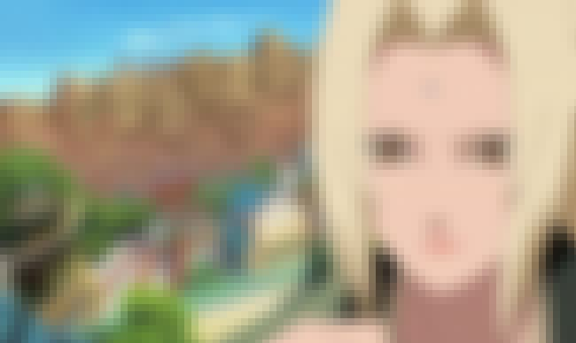 Tsunade is listed (or ranked) 3 on the list The 20 Best Female Characters in Naruto