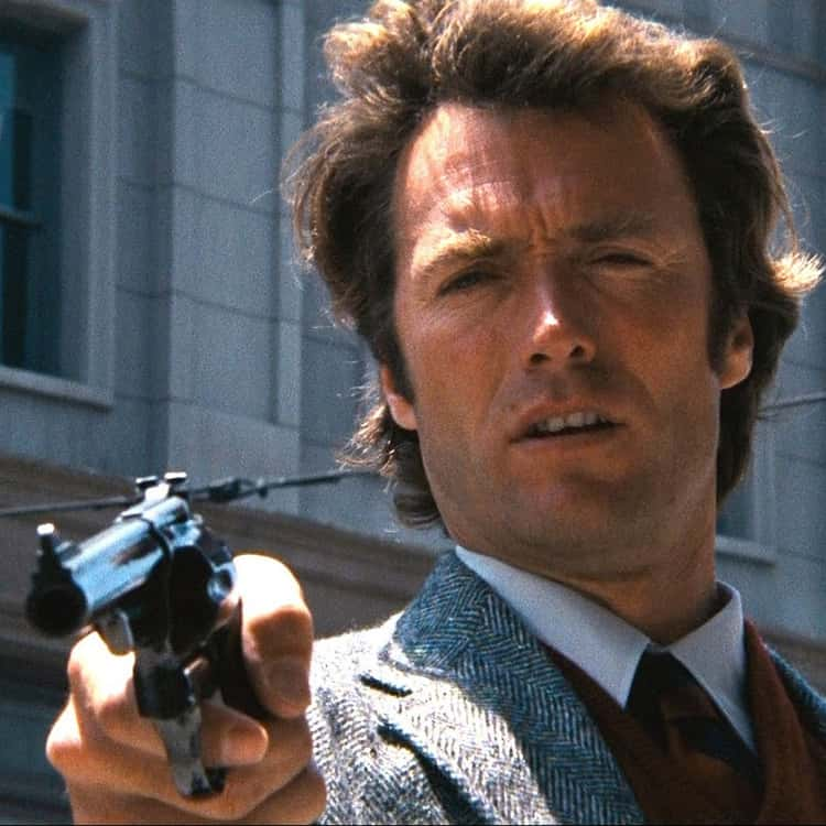 "Harry Callahan, ""Dirty Harry"""