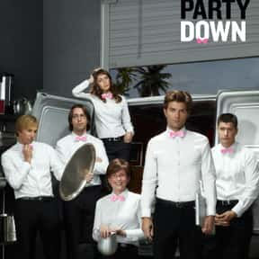 Party Down is listed (or ranked) 20 on the list The Best TV Shows That Never Won A Single Emmy