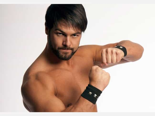 Justin Gabriel is listed (or ranked) 3 on the list Kelly Kelly Loves and Hookups