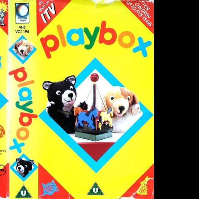 Playbox is listed (or ranked) 3 on the list Anne Wood Shows and TV Series
