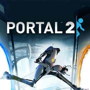 Portal 2 is listed (or ranked) 2 on the list The Best Video Game Sequels