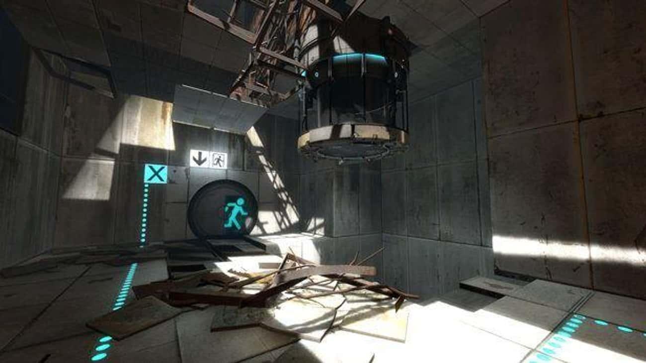 Portal 2 —Greek Mythology