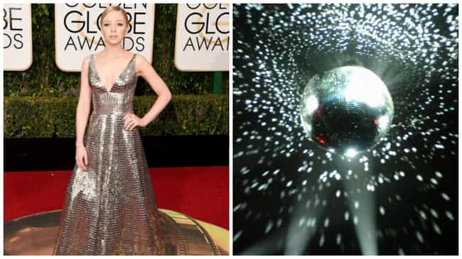 Portia Doubleday is listed (or ranked) 3 on the list People Who Looked Like Things at the 2016 Golden Globes