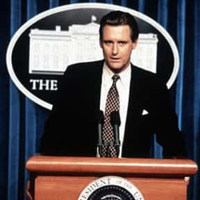 President Thomas J. Whitmore is listed (or ranked) 3 on the list Fictional Political Candidates You'd Cast Your Ballot For