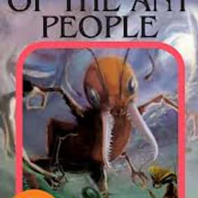 Prisoner of the Ant People is listed (or ranked) 6 on the list The Best Choose Your Own Adventure Books