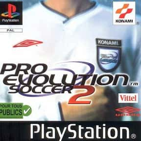 Pro Evolution Soccer 2 is listed (or ranked) 2 on the list The Best PlayStation 2 Soccer Games