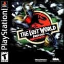 The Lost World: Jurassic Park is listed (or ranked) 8 on the list List of Sega Rail Shooters