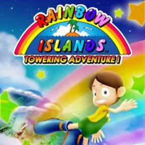 Rainbow Islands: Towering Adve is listed (or ranked) 4 on the list The Best Wii Arcade Games