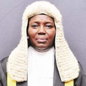 Rebecca Kadaga is listed (or ranked) 21 on the list Famous People From Uganda