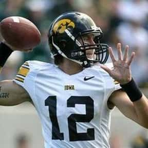 Ricky Stanzi is listed (or ranked) 4 on the list The Best Iowa Hawkeyes Quarterbacks of All Time