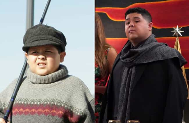 Rico Rodriguez is listed (or ranked) 4 on the list How the Cast of Modern Family Aged from the First to Last Season