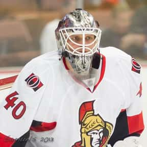 Robin Lehner is listed (or ranked) 5 on the list Famous People Named Robin
