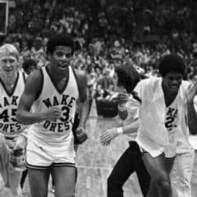 Rod Griffin is listed (or ranked) 9 on the list The Greatest Wake Forest Basketball Players of All Time