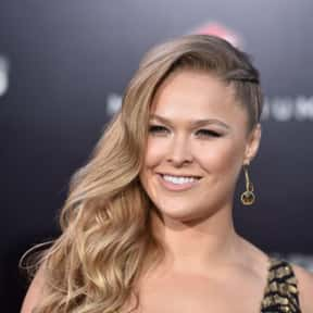 Ronda Rousey is listed (or ranked) 7 on the list The Celebrities You Most Want To See Play Survivor
