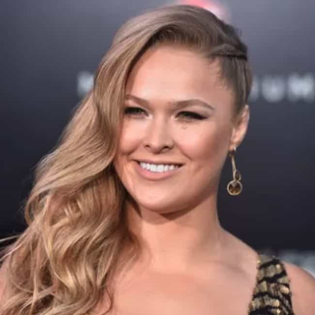 Ronda Rousey is listed (or ranked) 1 on the list The Biggest Payouts In UFC History