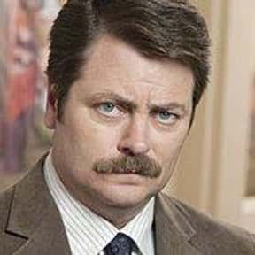 Ron Swanson is listed (or ranked) 9 on the list The Most Beloved Grumps in TV History