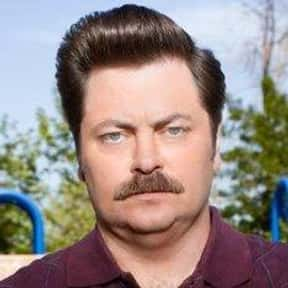 Ron Swanson is listed (or ranked) 4 on the list The Funniest TV Characters of All Time