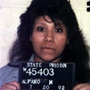 Rosie Alfaro is listed (or ranked) 1 on the list Women Currently on Death Row in the United States