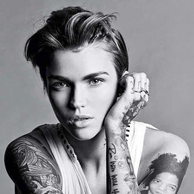 Ruby Rose is listed (or ranked) 4 on the list 30 Famous Lesbian Models Who Are LGBTQ Icons