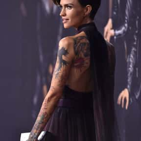 Ruby Rose is listed (or ranked) 10 on the list List of Famous VJs