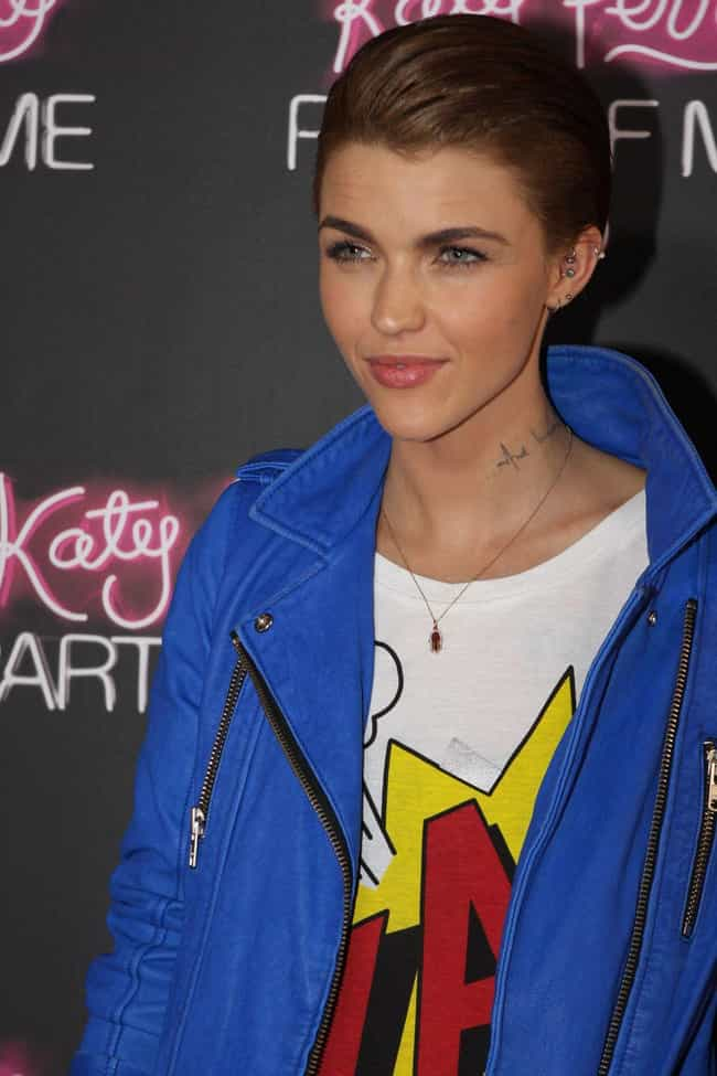 Ruby Rose is listed (or ranked) 4 on the list Famous Lesbian Models Who Are LGBTQ Icons