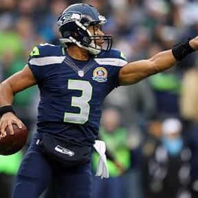 Russell Wilson is listed (or ranked) 13 on the list The Best Quarterbacks Of All Time