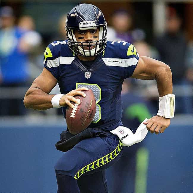 Russell Wilson is listed (or ranked) 3 on the list The Best Black Quarterbacks Of All Time