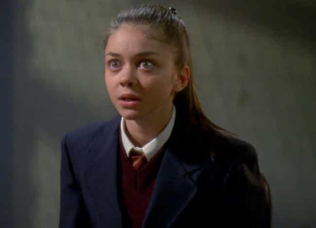Sarah Hyland is listed (or ranked) 1 on the list 16 Big Stars Who Showed Up On 'Law and Order: SVU' Before They Were Famous